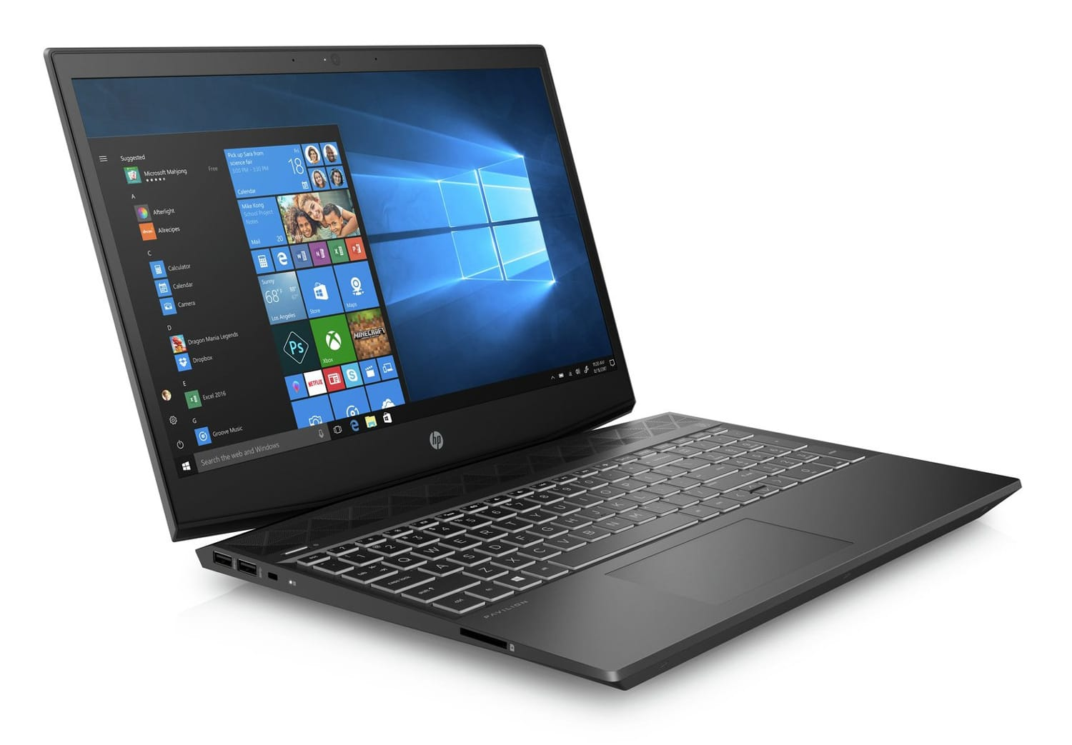"""HP Gaming 15-cx0009nf, PC portable 15"""" polyvalent GTX (799€)"""