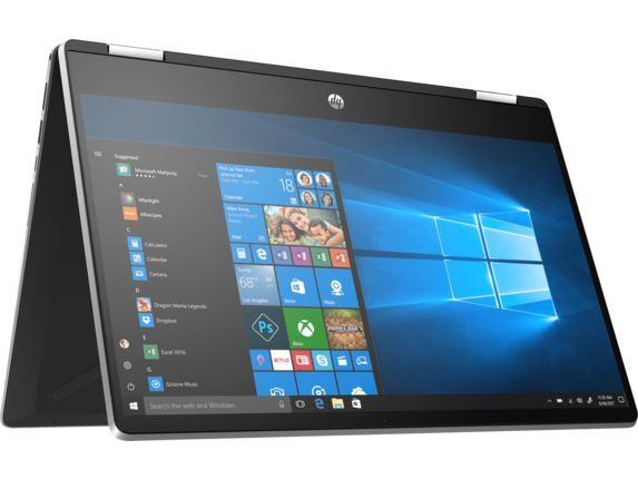 "HP Pavilion x360, Ultrabook 14"" 2-en-1 / Tablette avec Comet Lake"