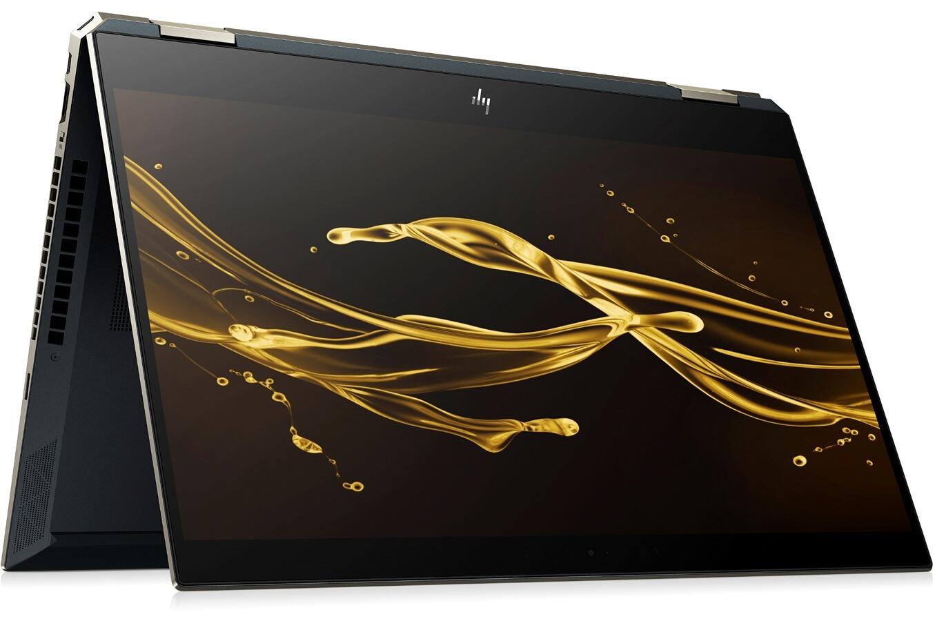 "HP Spectre x360 15-df0004nf, PC tablette 15"" 4K polyvalent (1699€)"