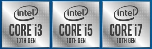 """Intel Comet Lake Core 10eme gen"