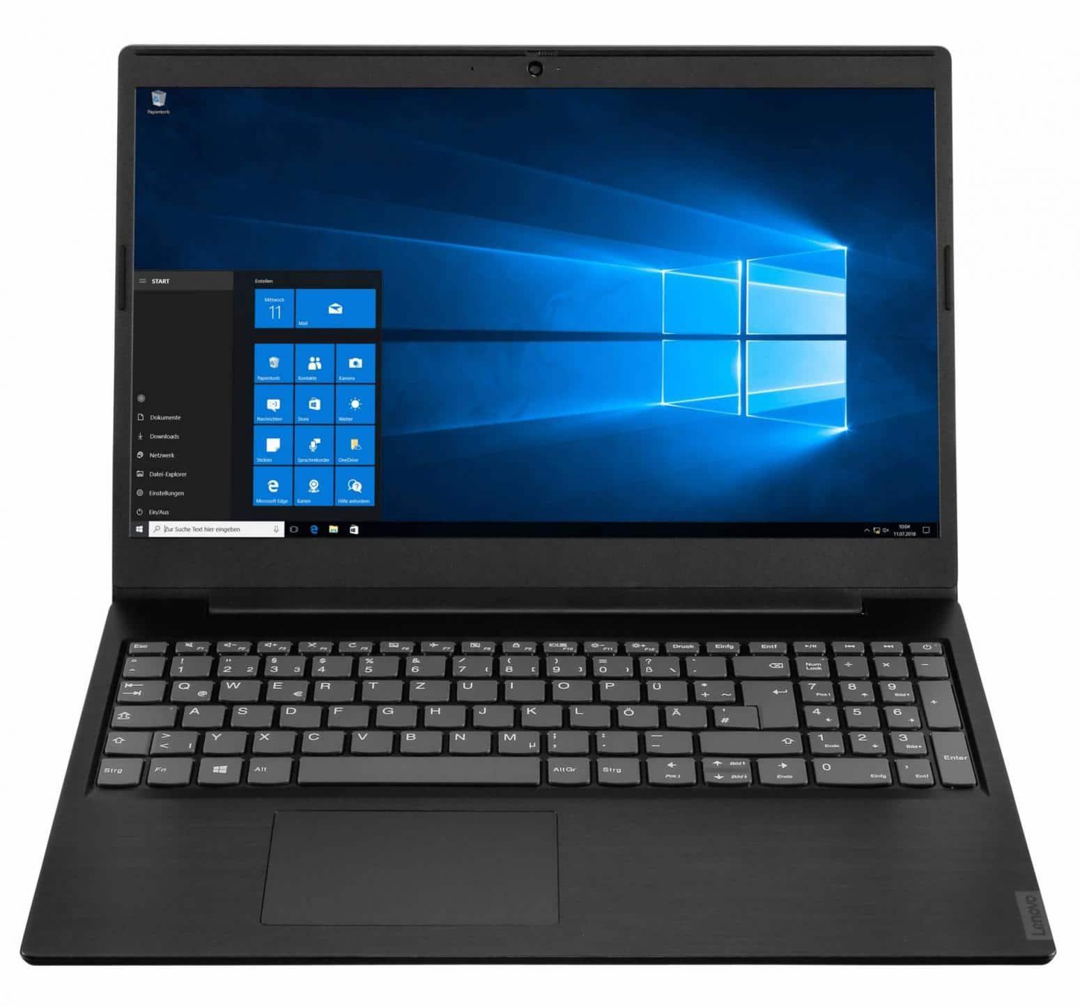 "Lenovo IdeaPad L340-15API, PC portable 15"" bureautique (409€)"