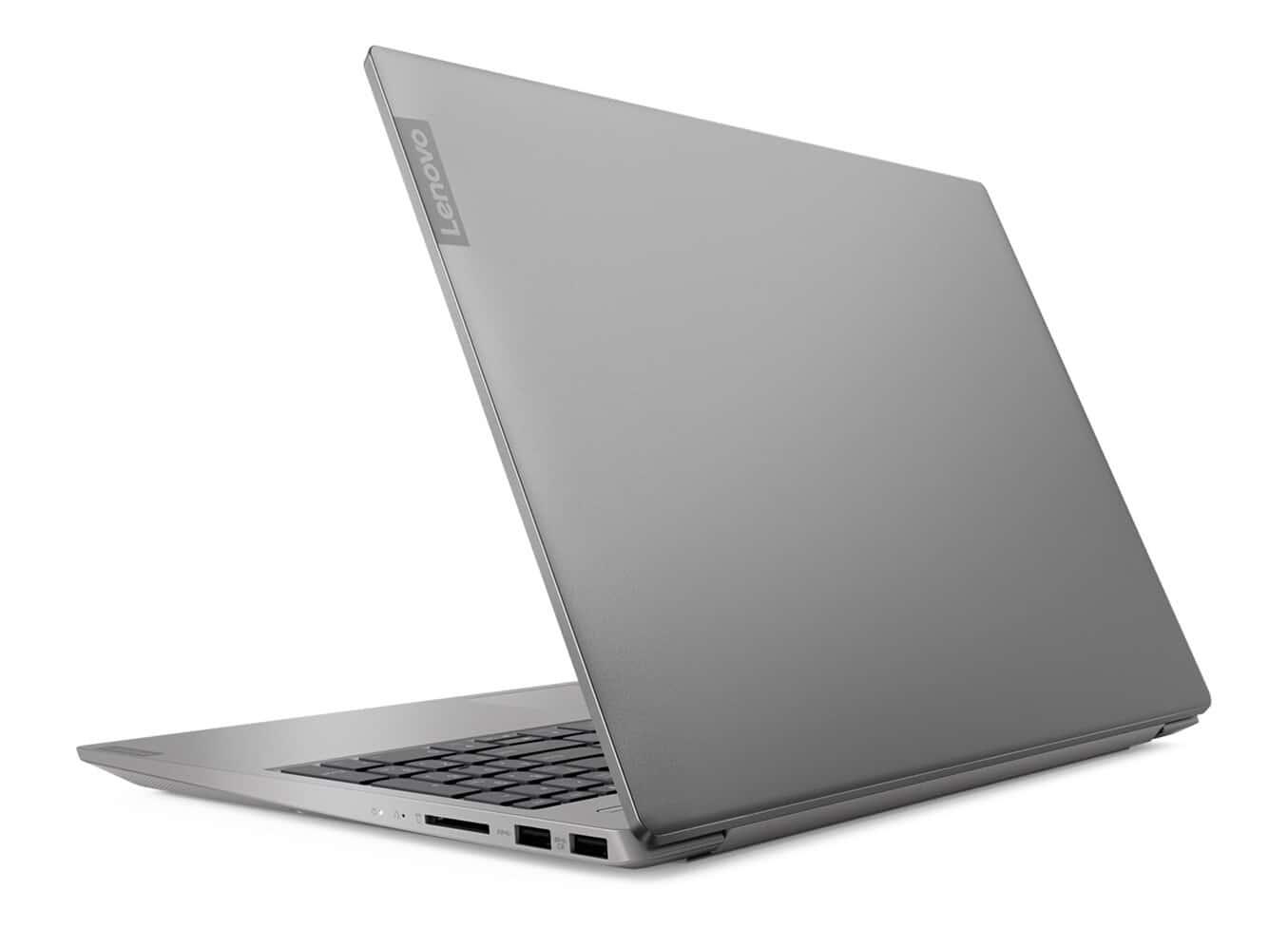 "Lenovo S340-15API-656, PC portable 15"" polyvalent léger (799€)"