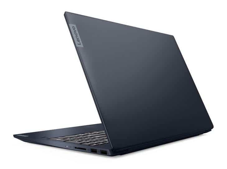 Lenovo IdeaPad S340-15IWL, Ultrabook bleu rapide et léger (699€)