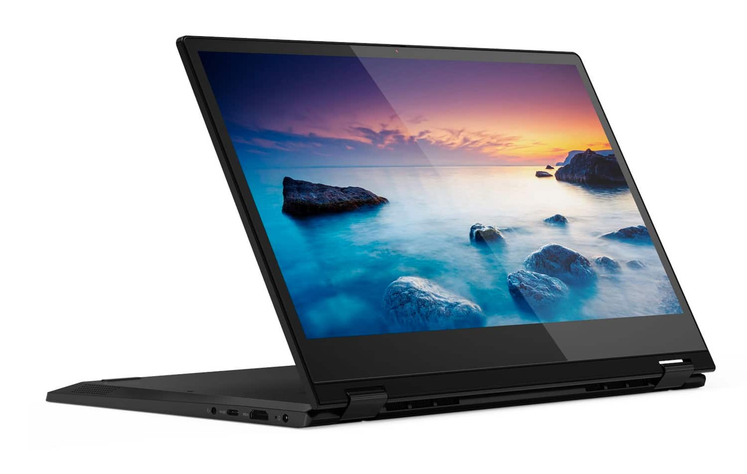 "Lenovo C340-14API, PC 14"" tactile/Tablette rapide (562€)"