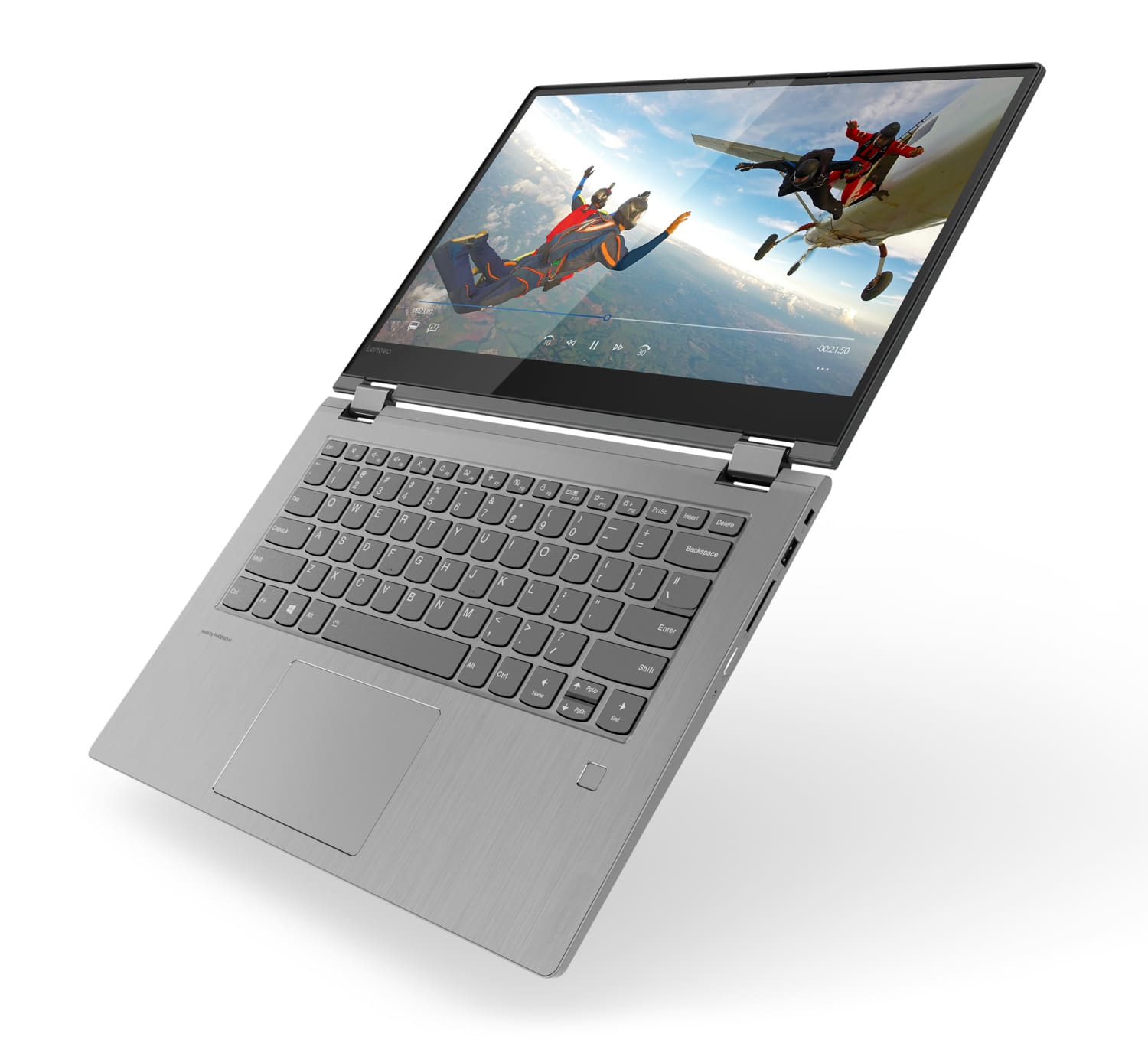 "Lenovo Yoga 530-14ARR, PC portable 14"" Tablette fin rapide (499€)"