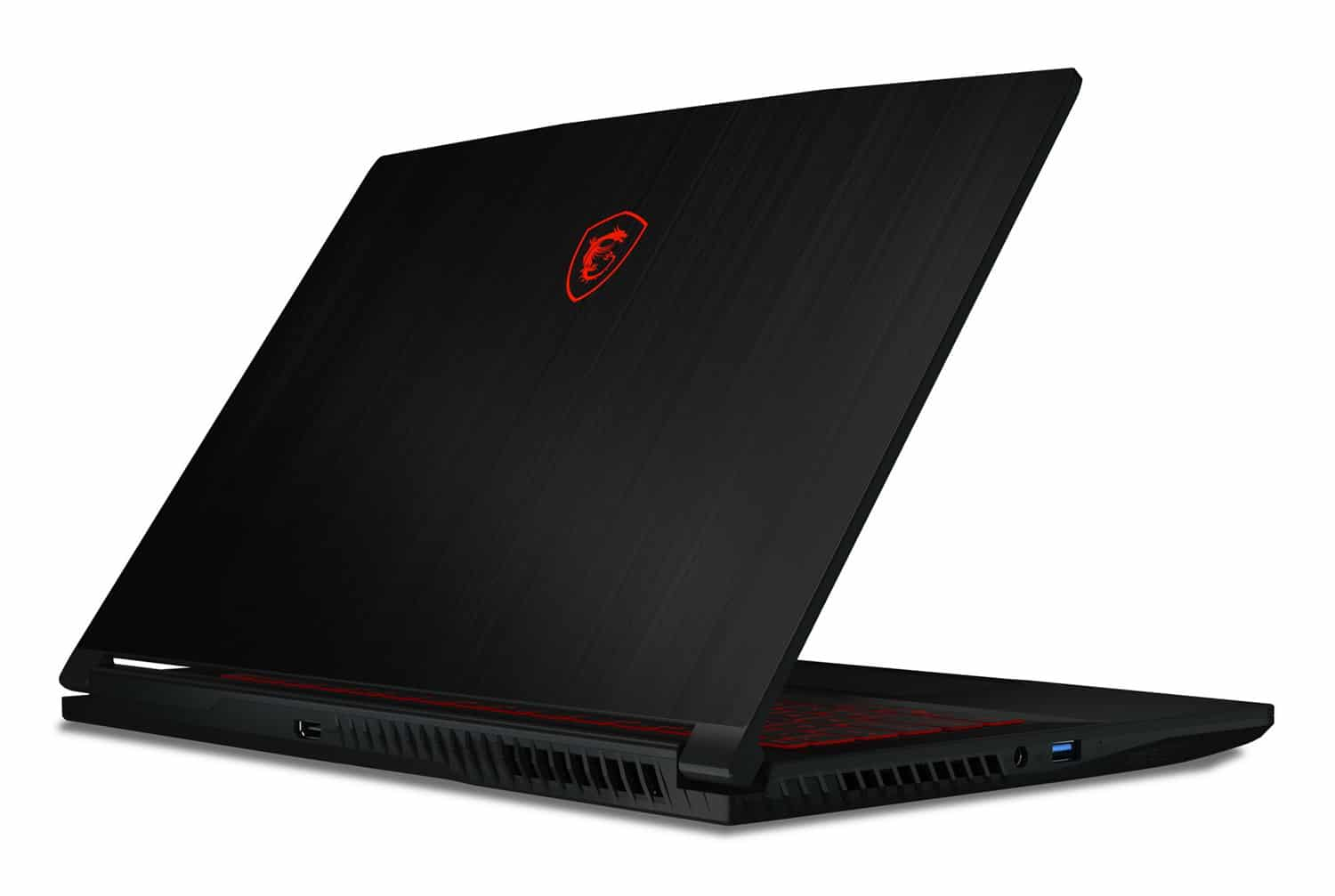 "MSI GF63 9SC-474FR, PC 15"" gamer GTX 1650 léger gros stockage rapide (959€)"