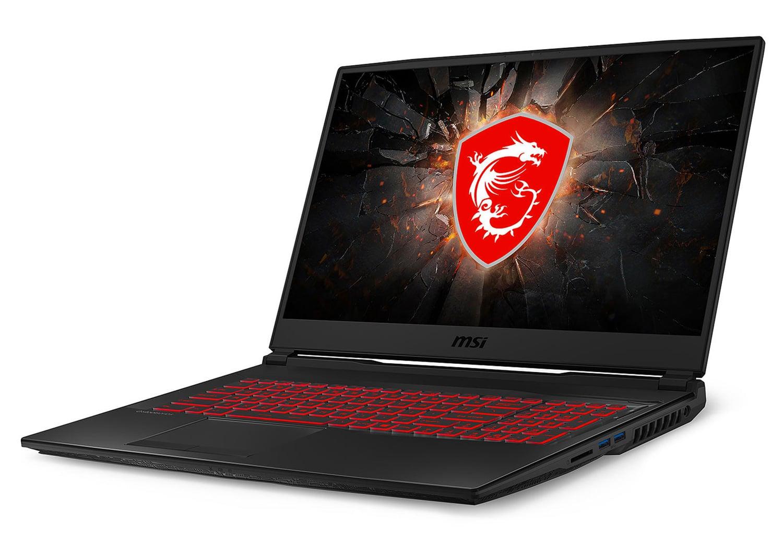 "MSI GL75 9SE-027XFR, PC portable 17"" gamer RTX 2060 (1399€)"