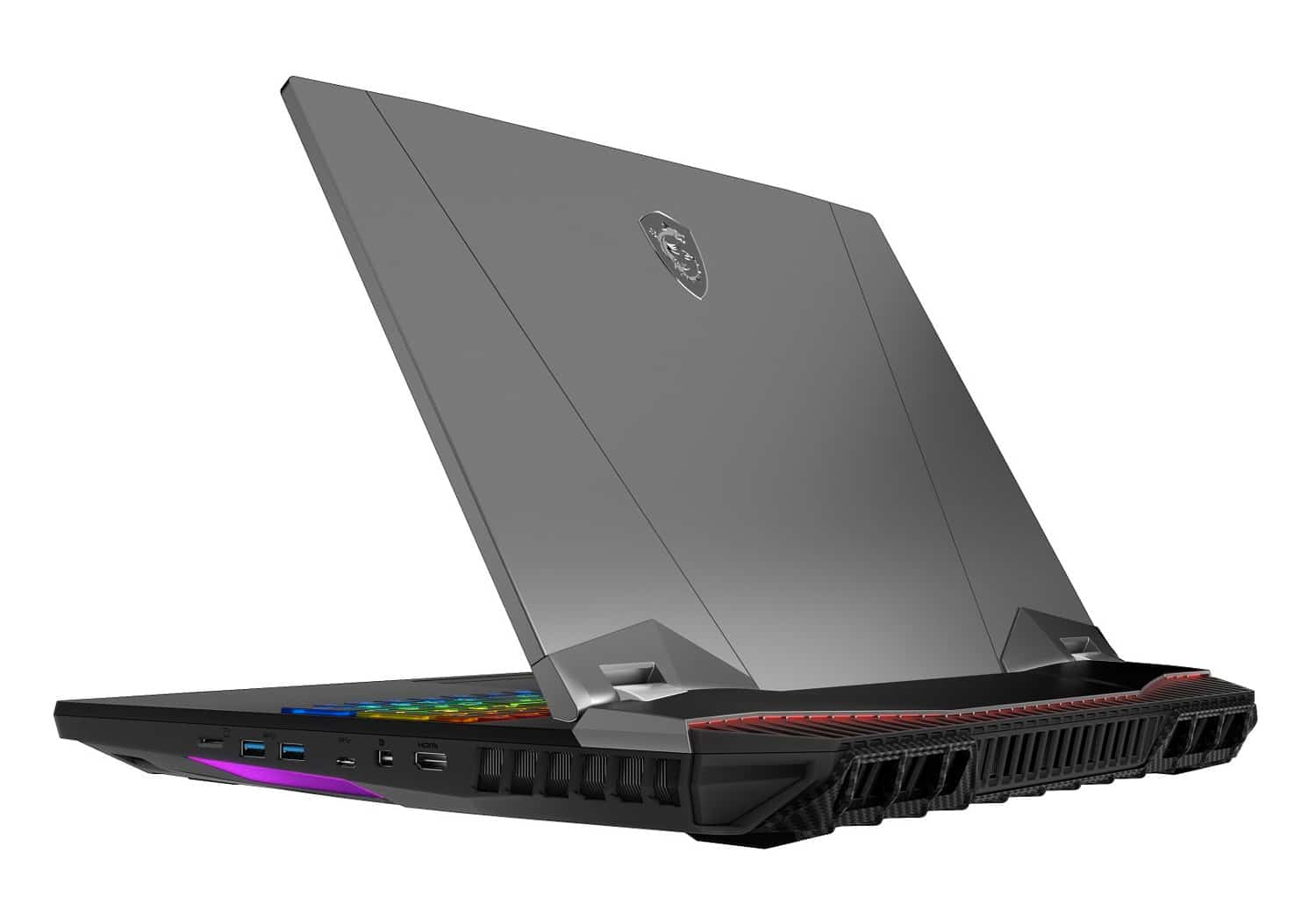 "MSI GT76 9SF-017FR, PC 17"" gamer puissant massif (3599€)"