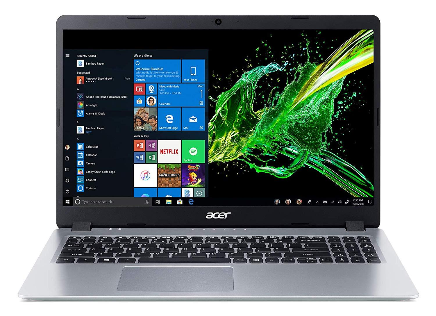 "Acer Aspire A515-43G-R967, ultrabook 15"" multimédia (539€)"