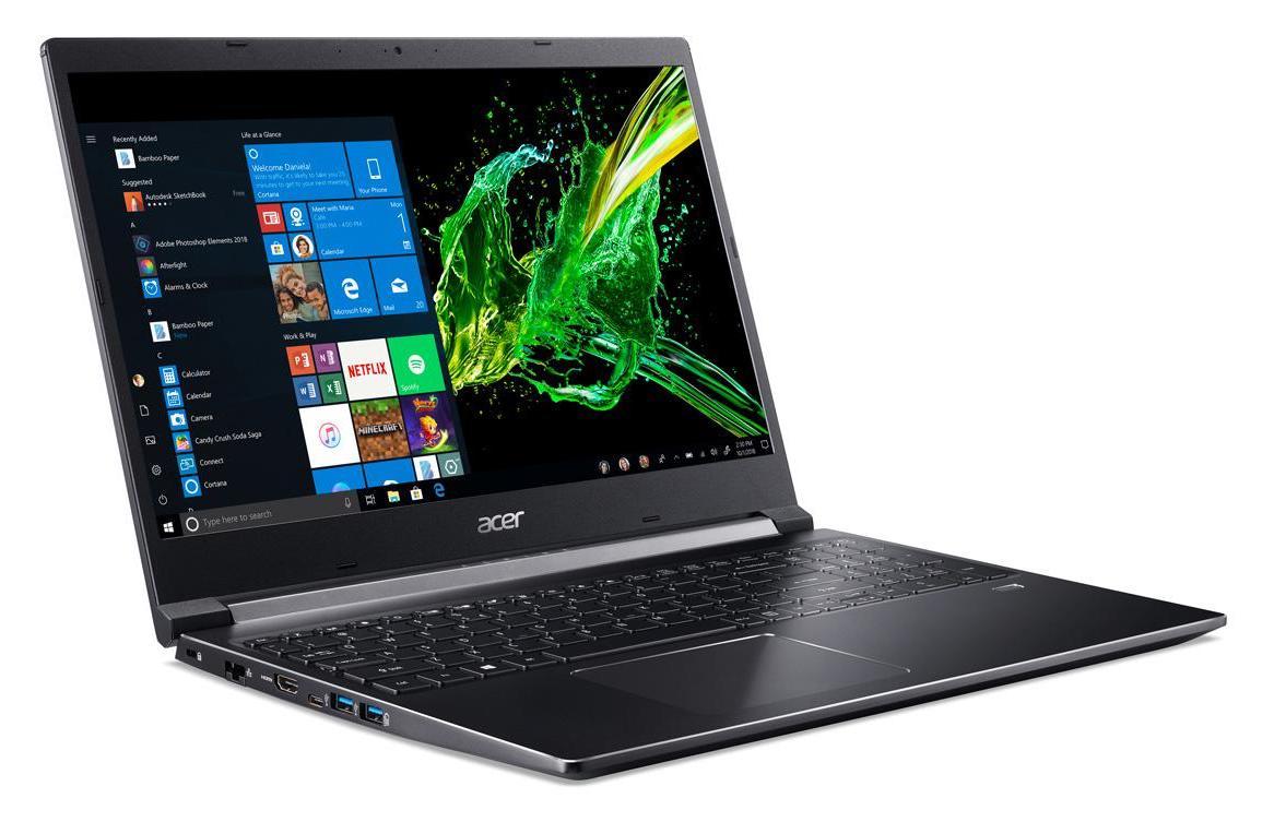 """Acer Aspire A715-74G-56FQ, PC polyvalent 15"""" sobre (999€)"""