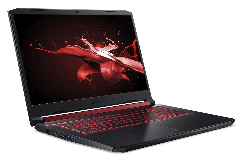 "Acer Nitro AN517-51-50QY, PC 17"" polyvalent GTX (799€)"