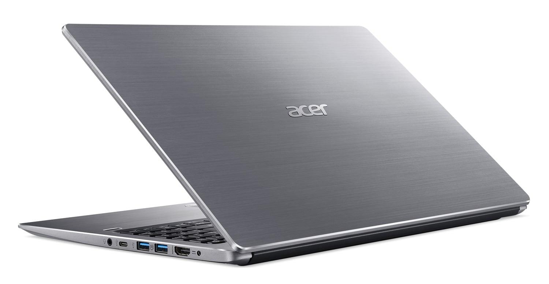 """Acer Swift SF315-52-54U1, Ultrabook 15"""" léger SSD 512 Go (719€)"""