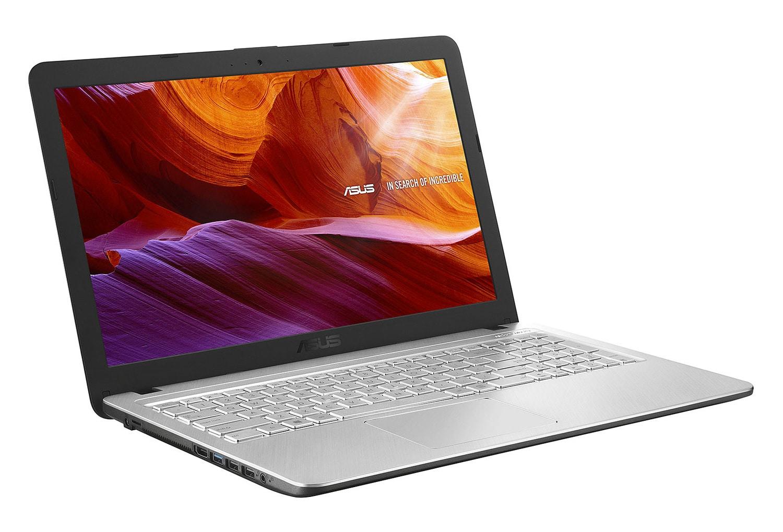 """Asus R543UA-DM2612T, PC portable 15"""" argent rapide léger (719€)"""