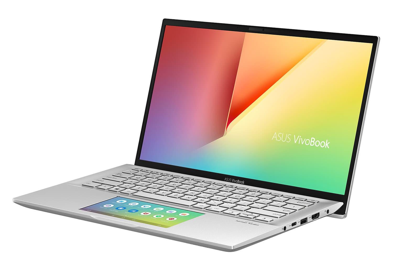"""Asus S432FL-EB023T, Ultra 14"""" polyvalent ScreenPad (1299€)"""