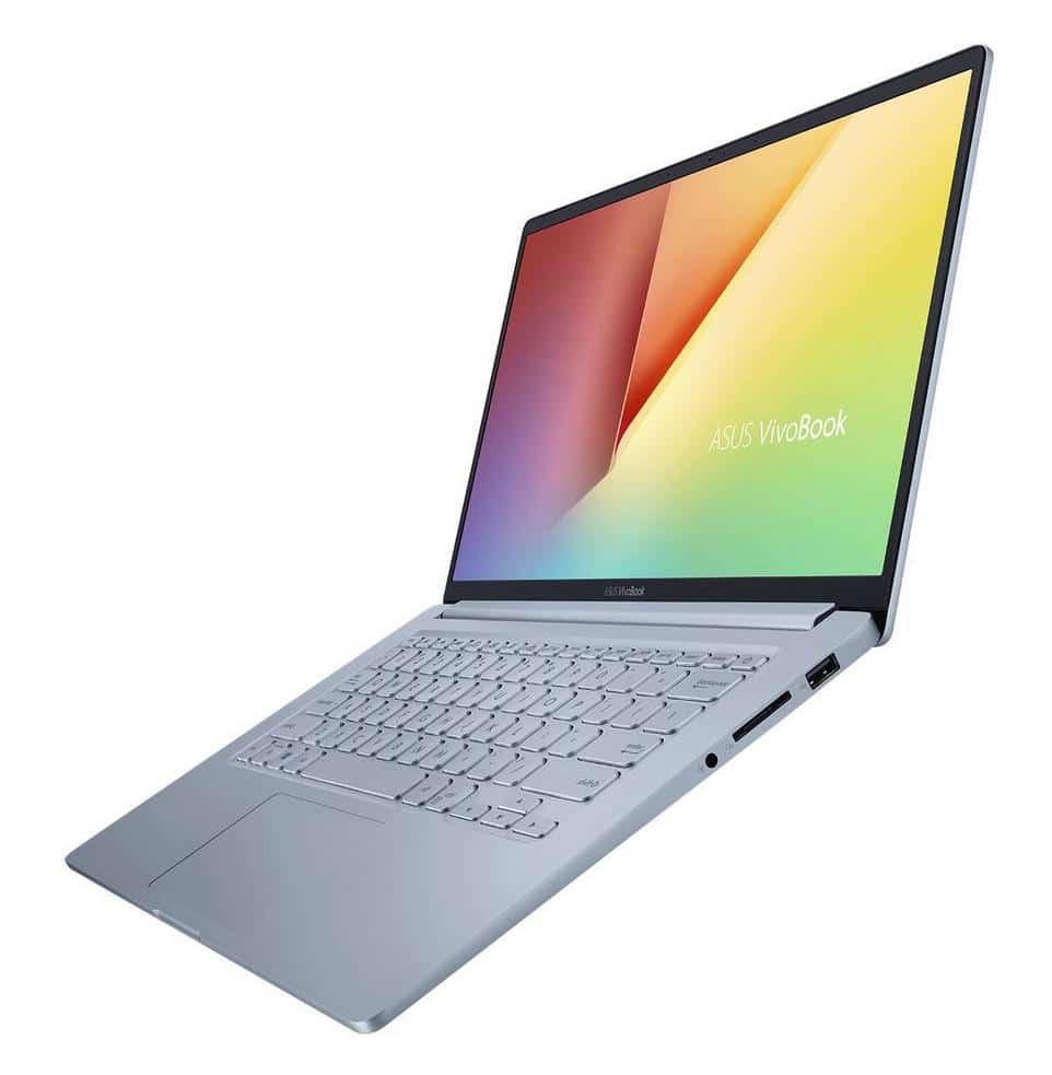 """Asus VivoBook S403FA-EB250T, 14"""" bleu bonne autonomie (899€)"""