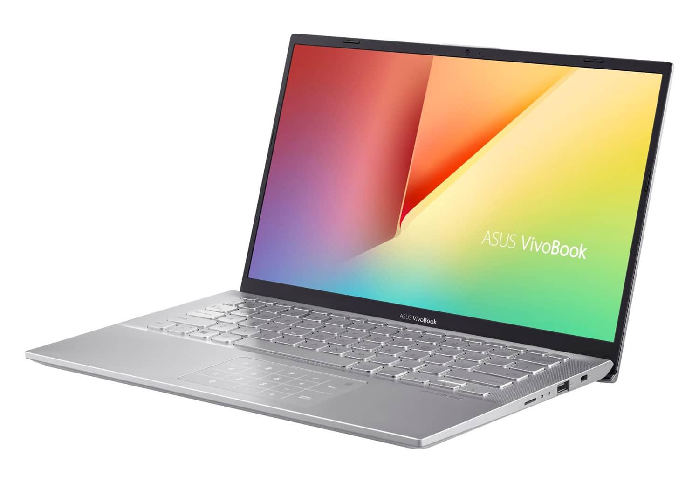"""Asus VivoBook S412UA-EK026T, 14"""" design pavé numérique (449€)"""