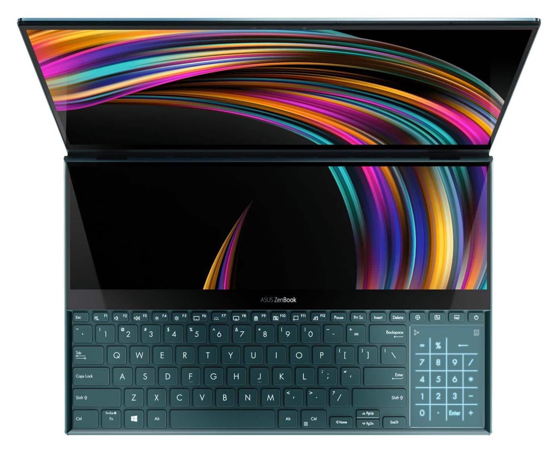 """Asus Pro Duo UX581GV-H2002R, PC double écran 15"""" (2849€)"""