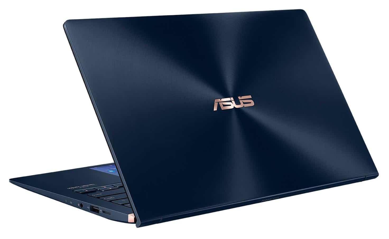 """Asus Zenbook UX434FL-A6007T, 14"""" multimédia ScreenPad (939€)"""