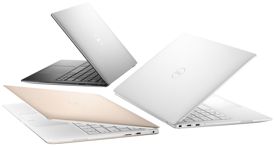"Dell XPS 13 7390, Ultrabook 13"" fin léger Comet Lake Wi-Fi ax TB3"