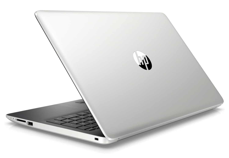 """HP 15-db0016nf, PC portable 15"""" polyvalent argent/noir (499€)"""