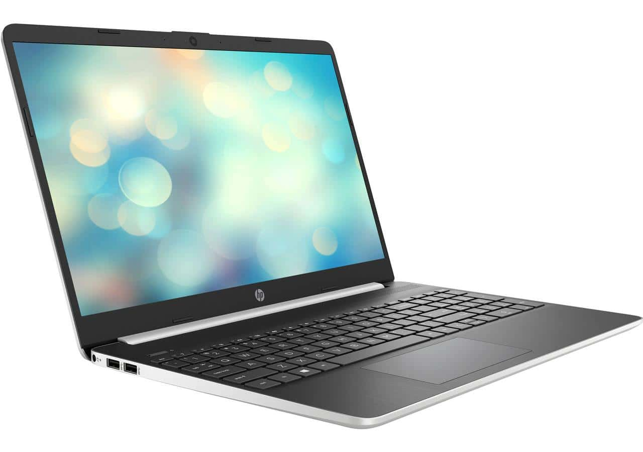 "HP 15s-fq1003nf, Ultrabook 15"" rapide Ice Lake fin léger (518€)"