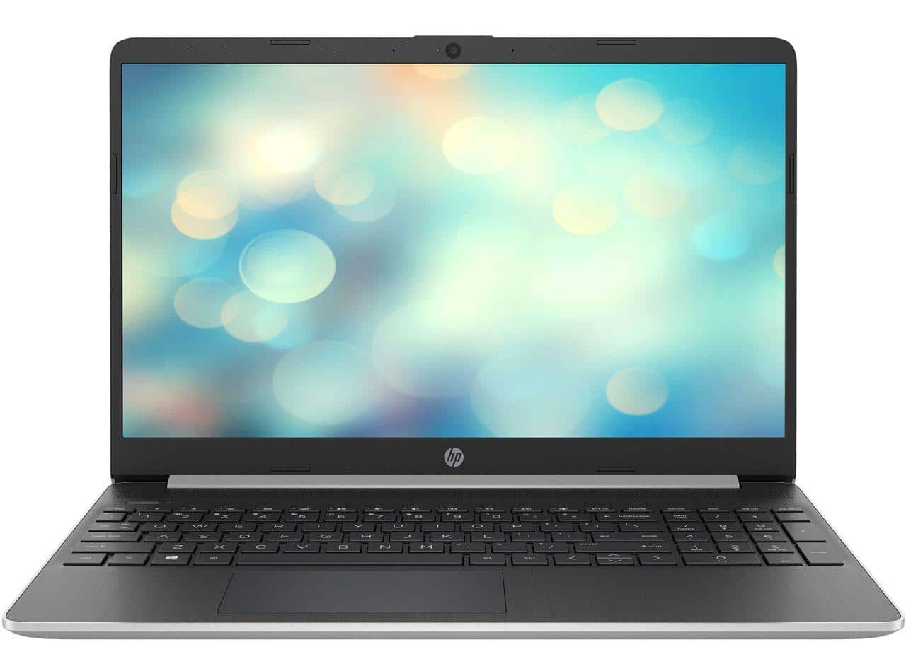"HP 15s-fq1011nf, Ultrabook 15"" Ice Lake rapide fin léger (398€)"