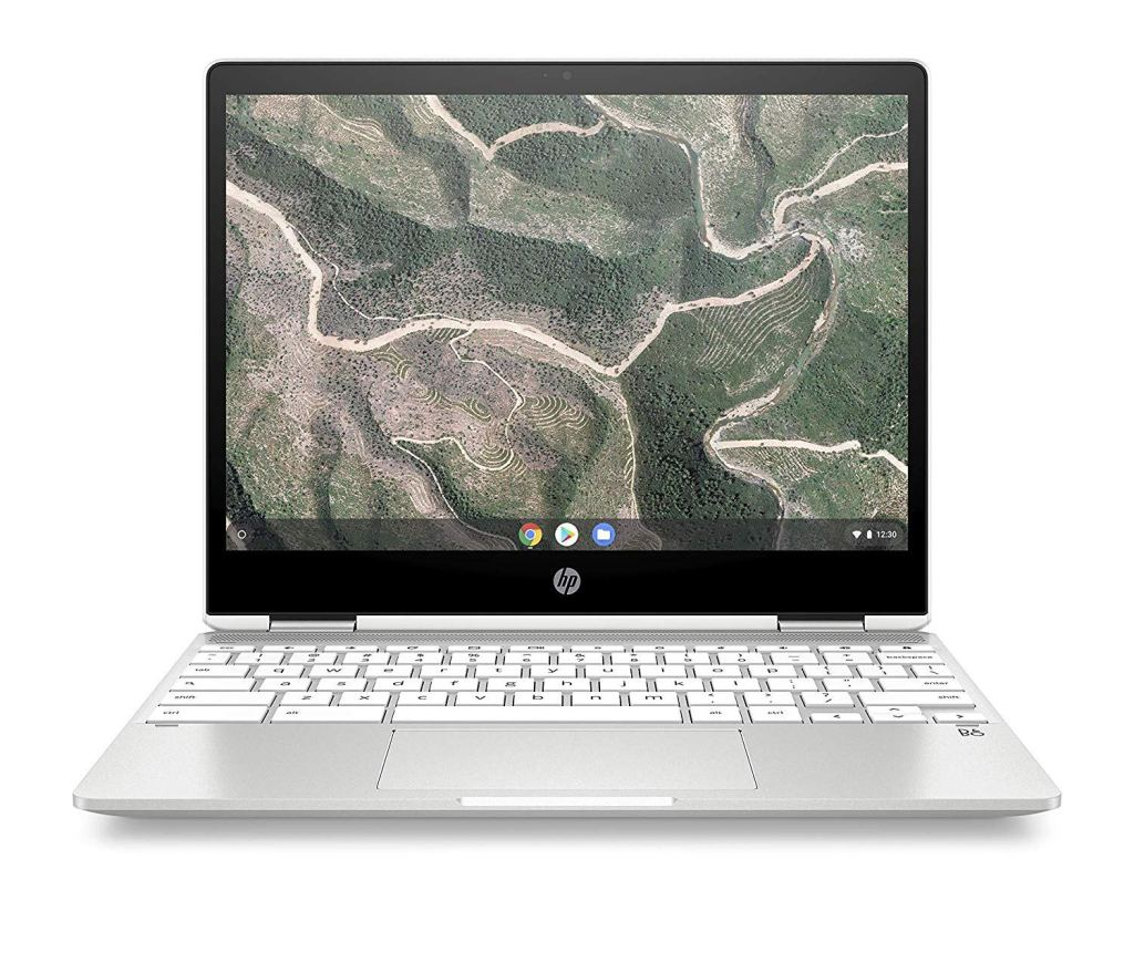 "HP Chromebook x360 12, nouvel ultraportable 12"" convertible en Tablette"