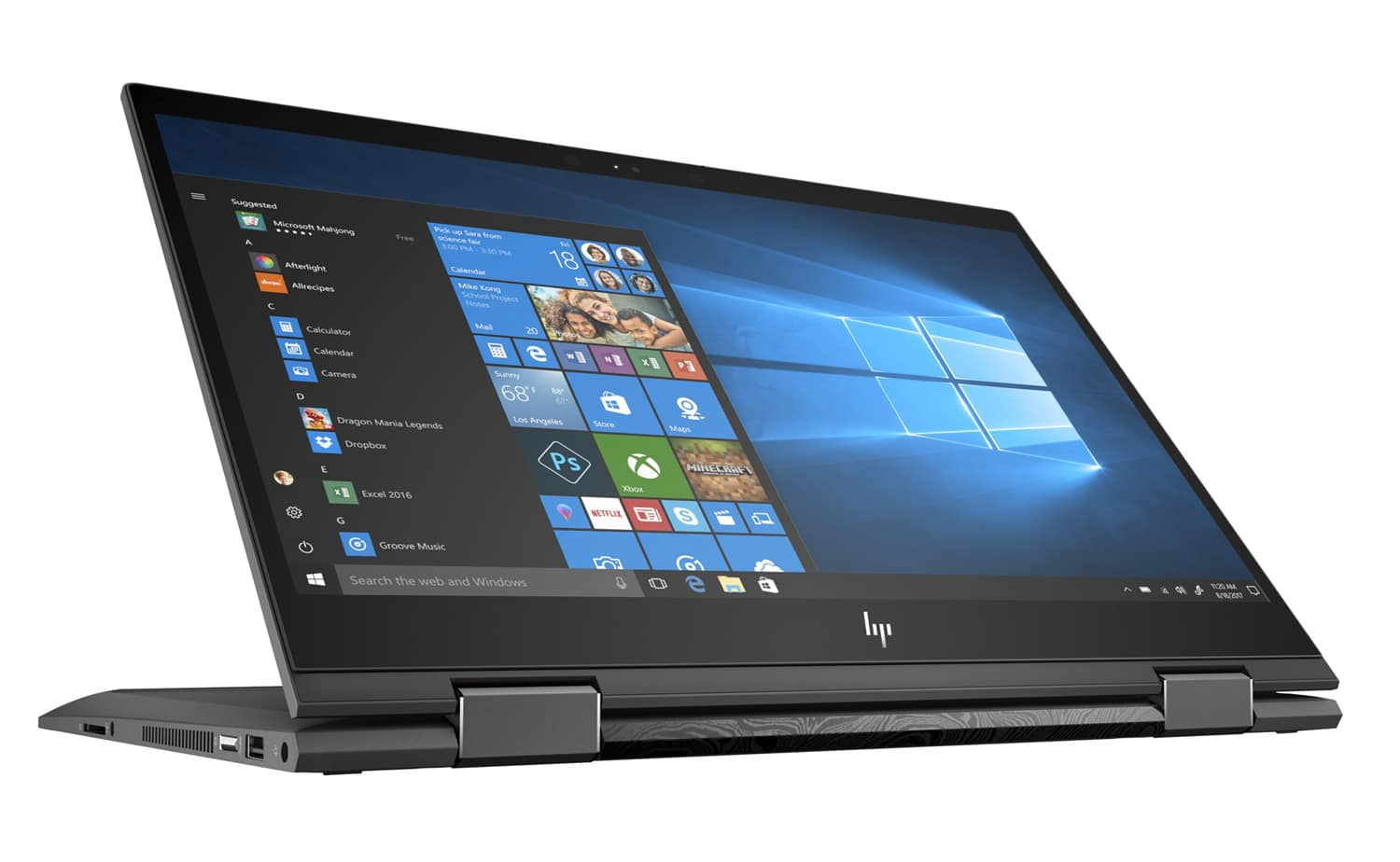 "HP Envy x360 15-cp0000nf, PC portable 15"" Tablette rapide (699€)"