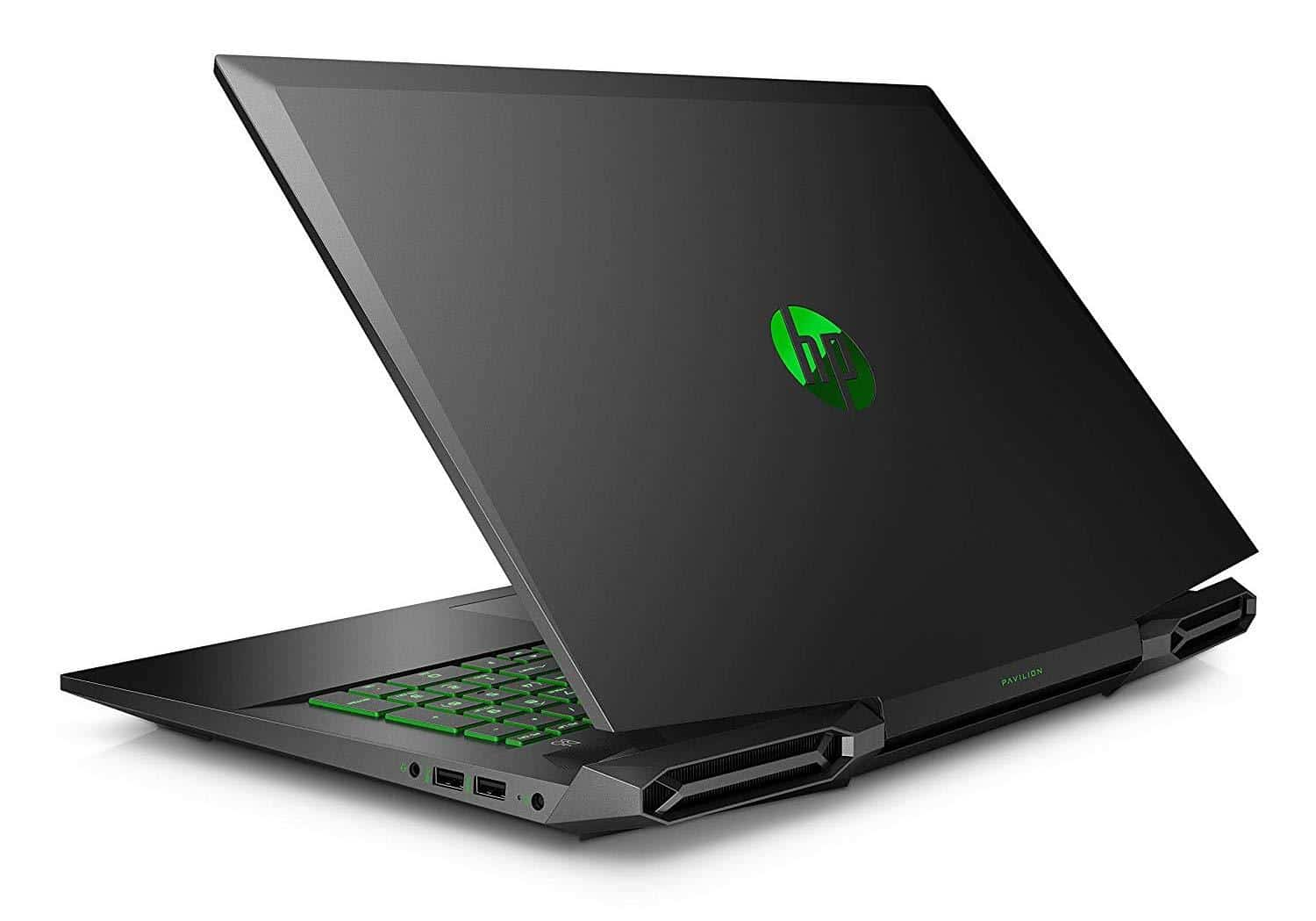 "HP Gaming Pavilion 17-cd0015nf, PC polyvalent 17"" vert (959€)"