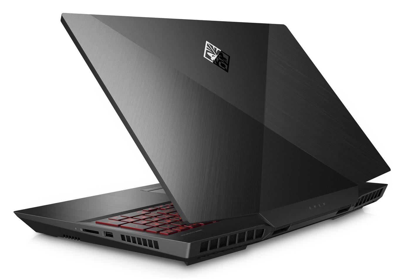 HP Omen 17-cb0035nf, PC gamer 17 pouces 144 Hz (1049€)