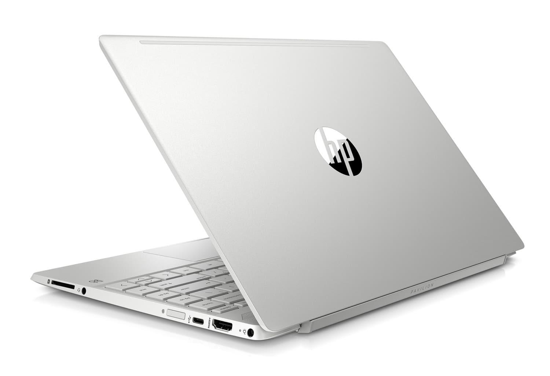 """HP Pavilion 13-an0046nf, Ultrabook 13"""" argent rapide et léger (724€)"""