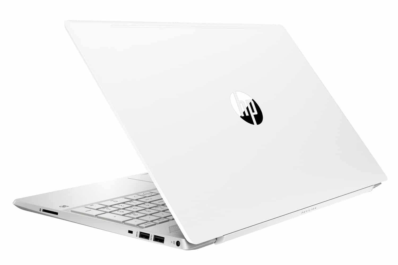 """HP Pavilion 15-cs2016nf, Ultrabook 15"""" blanc rapide et léger (749€)"""