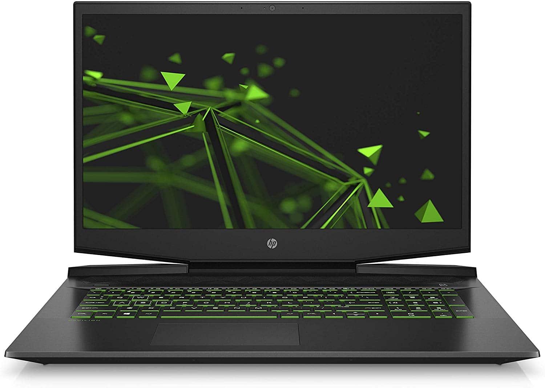 """HP Pavilion Gaming 15-dk0006nf, 15"""" pouces vert joueurs (854€)"""