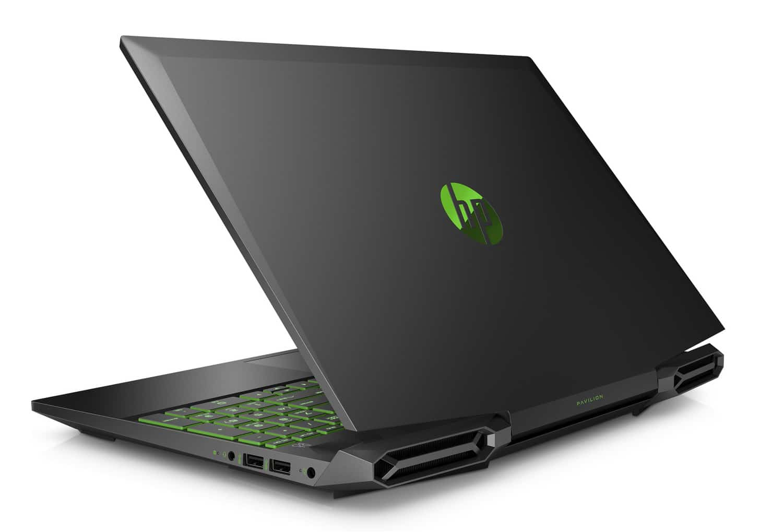 "HP Pavilion Gaming 15-dk0040nf, 15"" puissant vert GTX (1109€)"