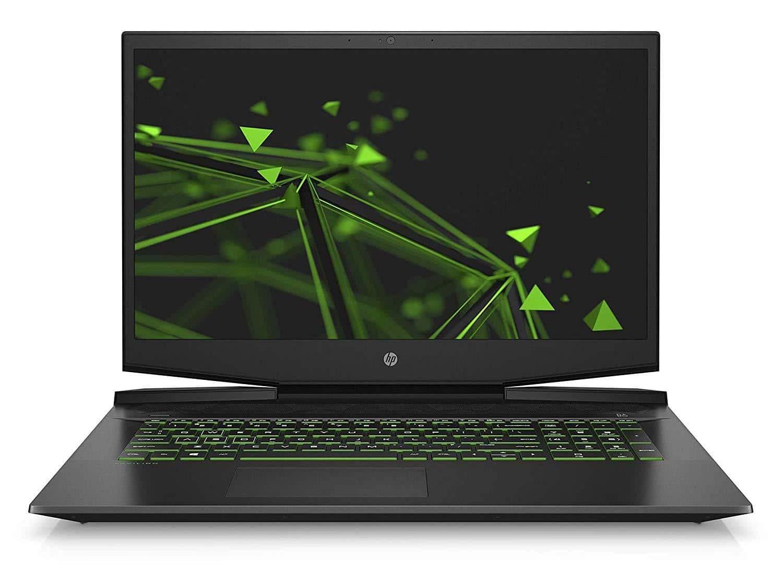 """HP Pavilion 17-cd0071nf, PC portable 17"""" polyvalent (959€)"""