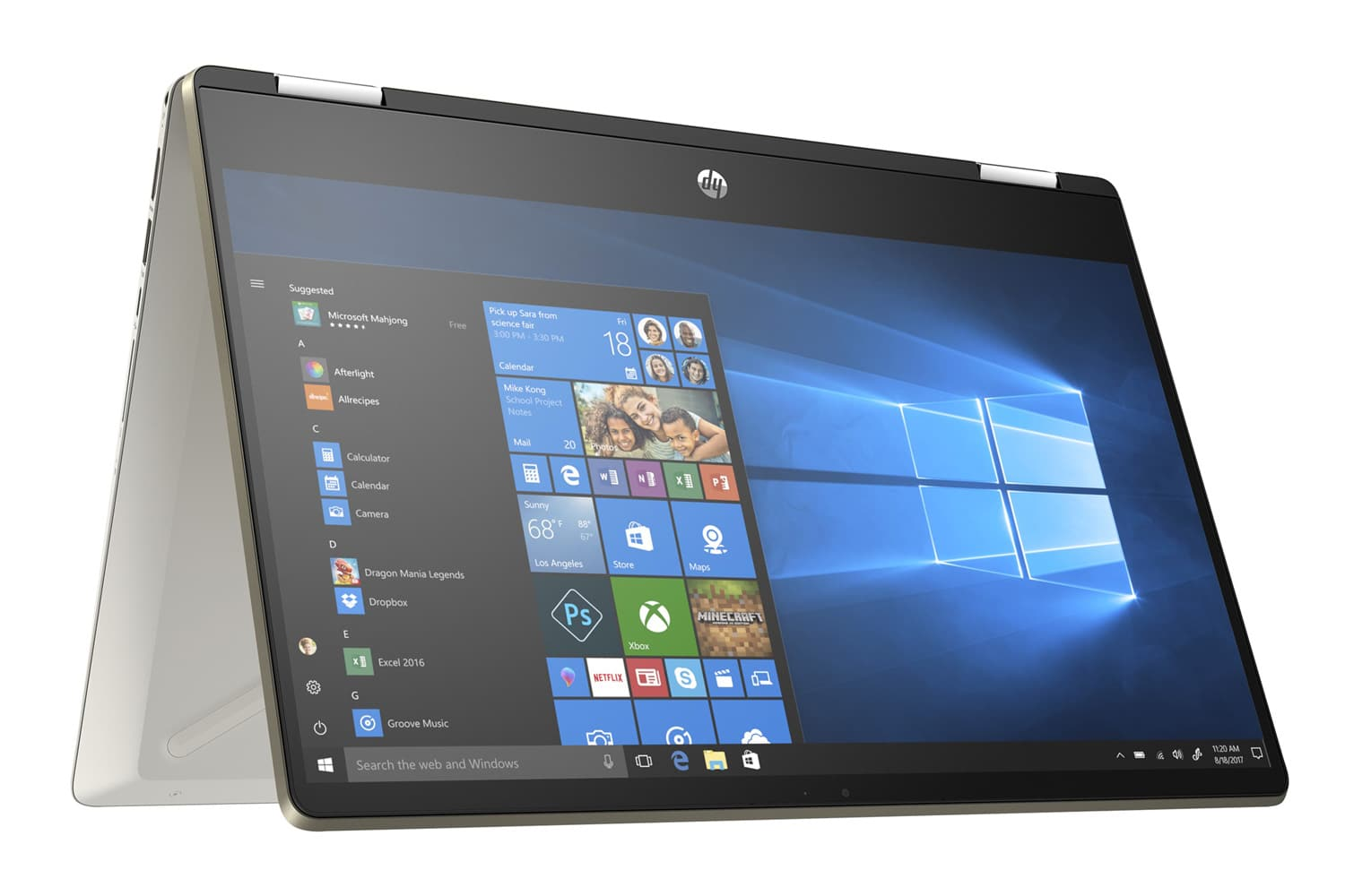 "HP x360 14-dh1001nf, Ultra 14"" Tablette polyvalent Comet (849€)"