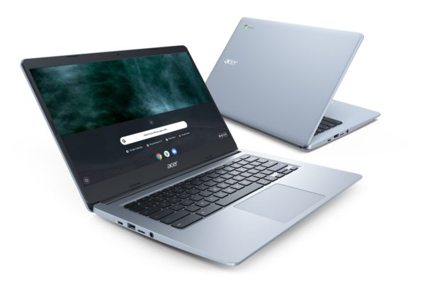 IFA 2019 Acer Chromebook 314 CB314-1H CB314-1HT