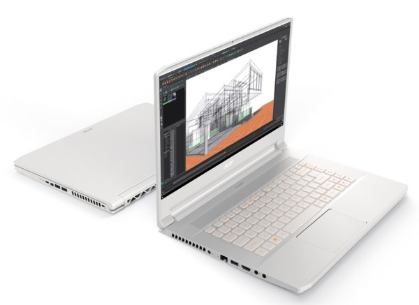 IFA 2019 Acer ConceptD 7 Pro