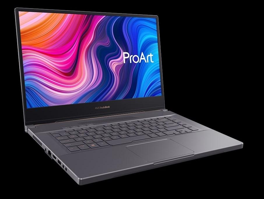 "<span class=""tagtitre"">IFA 2019 - </span>Asus ProArt StudioBook 15 et 17, Ultra 4K créatifs RTX légers"