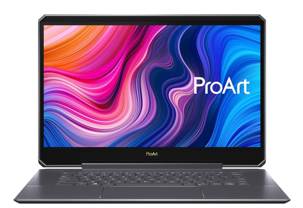 "<span class=""tagtitre"">IFA 2019 - </span>Asus ProArt StudioBook One, PC 4K Pro i9 Quadro RTX 6000"
