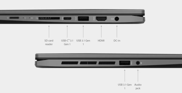 IFA 2019 Asus ZenBook Flip 15 UX563FD