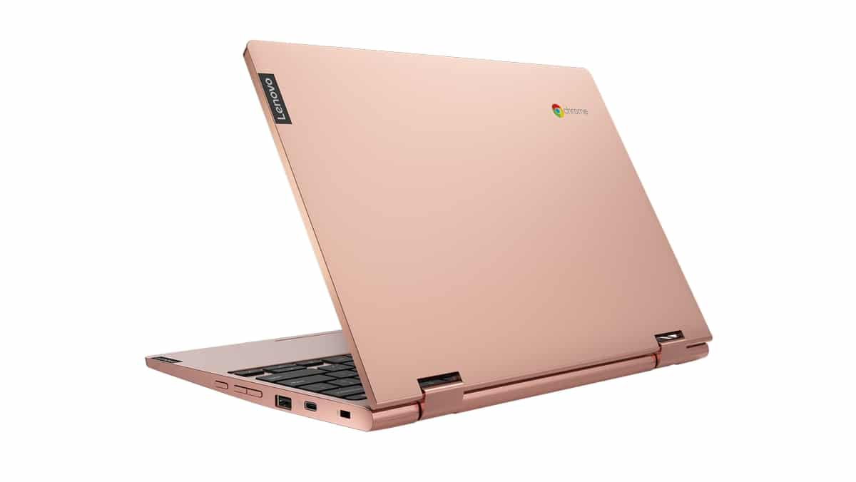 "<span class=""tagtitre"">IFA 2019 - </span>Lenovo Chromebook S340 et C340, 14""/15"" IPS (Tablette)"
