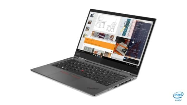 IFA 2019 Lenovo ThinkPad X1 Yoga