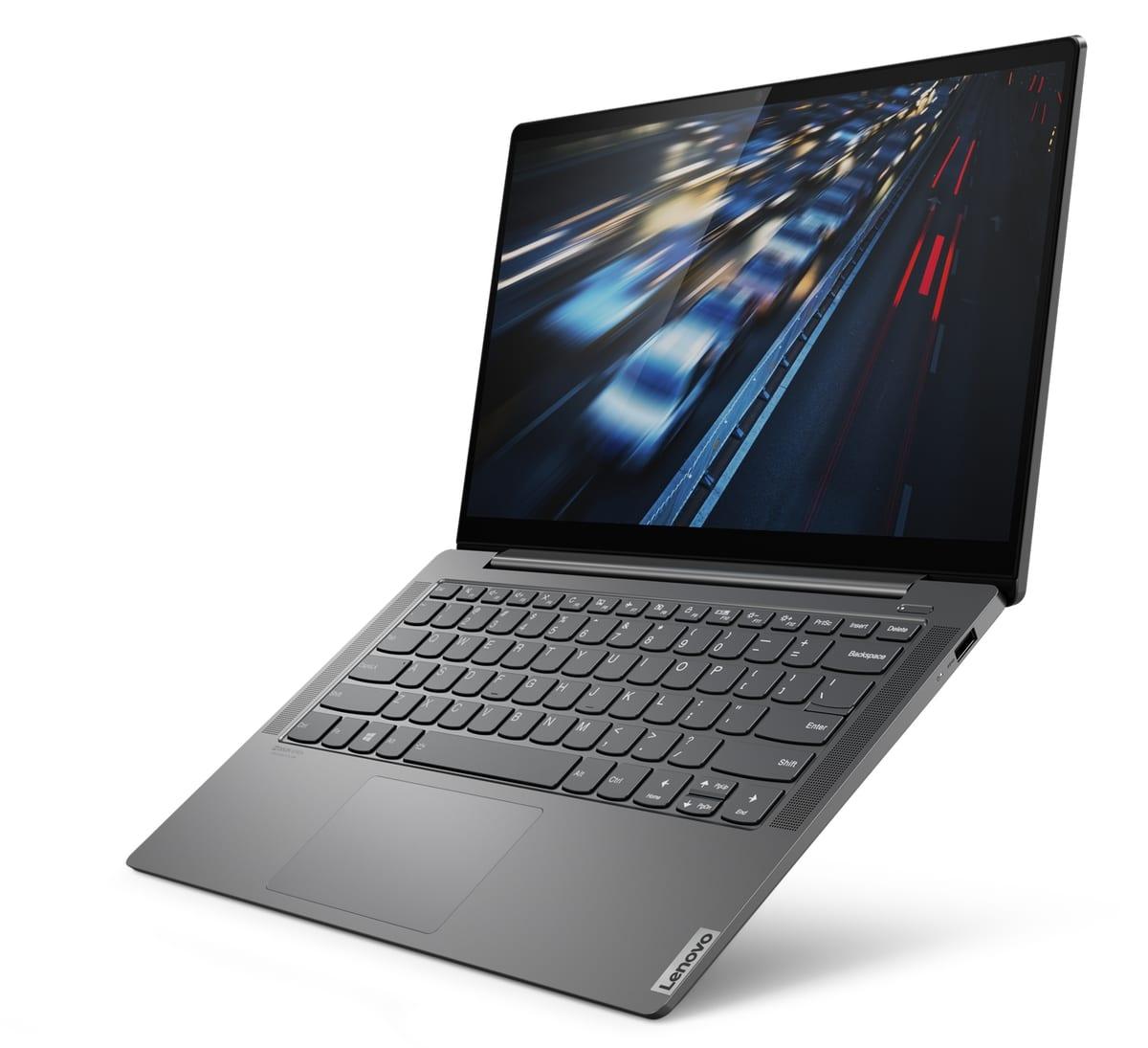 "<span class=""tagtitre"">IFA 2019 - </span>Lenovo Yoga S740, Ultrabook 14""/15"" polyvalent Ice Lake/i9"