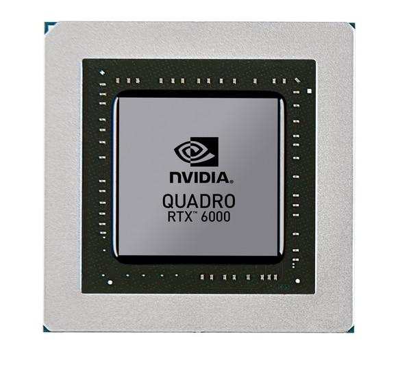 """<span class=""""tagtitre"""">IFA 2019 - </span>NVIDIA Quadro RTX 6000 Turing, GPU le plus puissant"""