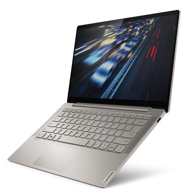 Lenovo Yoga S740-14IIL, 14 pouces léger 4K puissant et intelligent (1699€)