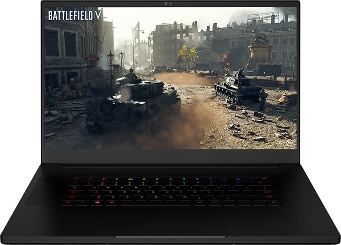 Razer Blade Pro 17, Ultrabook gamer 4K 120Hz RTX 2080 Wi-Fi ax TB3