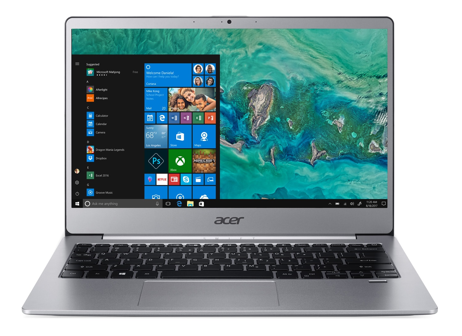 "Acer Swift SF313-51-35QJ, Ultrabook 13"" argent Pro Turbo (710€)"
