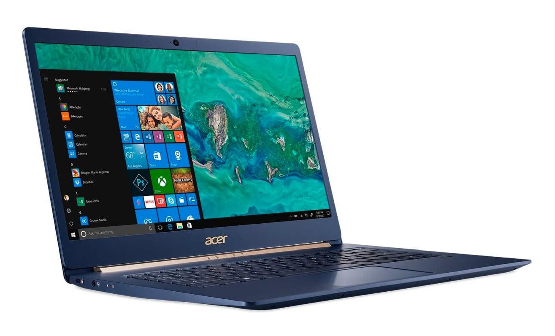 "Acer SF514-53T-50F7, Ultra 14"" bleu tactile 1 Kg SSD 512 (879€)"