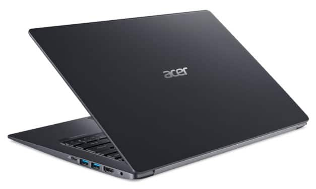 "Acer TravelMate X514-51-7792, Ultrabook 14"" Pro rapide 1 Kg (1104€)"